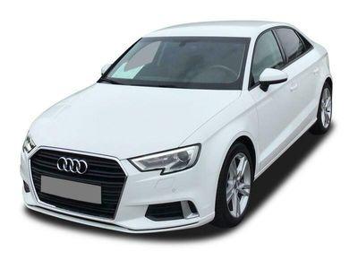 gebraucht Audi A3 A3Limousine 1.0 TFSI Sport Navi Einparkhilfe plus 2-Zonen Klima