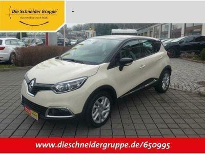 gebraucht Renault Captur 1.5dCi 90 eco Intens ENERGY NAVI SHZ PDC
