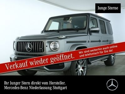 gebraucht Mercedes G63 AMG AMG designo Driversp 360° Stdhzg Multibeam