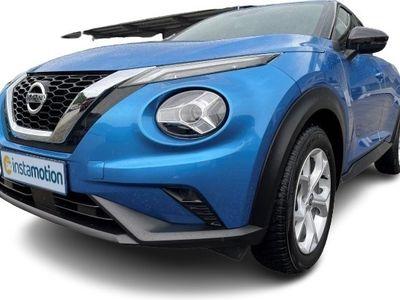 gebraucht Nissan Juke JukeAcenta DIG-T 117 Navi+LED+Kamera+Sitzhzg.+DAB
