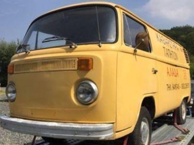 gebraucht VW T2 Kastenwagen Tüv neu