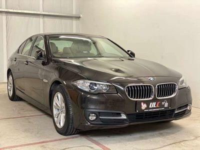 gebraucht BMW 518 d Lim. # SSD #Navi #Leder #Xenon #DrivingAssist