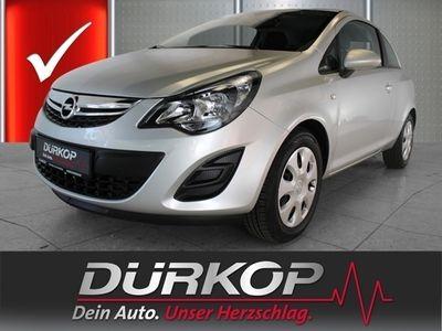 gebraucht Opel Corsa D 1.4 Edition CD+USB/Parkpilot/Klima/ZV