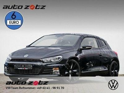 gebraucht VW Scirocco Sport 2.0 TSI DSG Bi-Xenon Klima