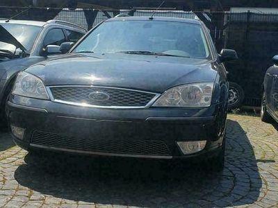 gebraucht Ford Mondeo Kombi 2.0TDCI 2006