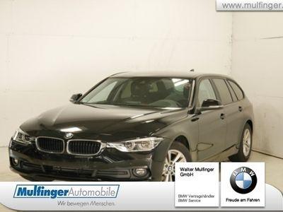 gebraucht BMW 320 d xDrive Touring HUD AdapLED HiFi DrivAss Speed