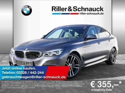 gebraucht BMW 340 Gran Turismo iA ACC+NAVI+HUD+H/K+LEDER+LED+