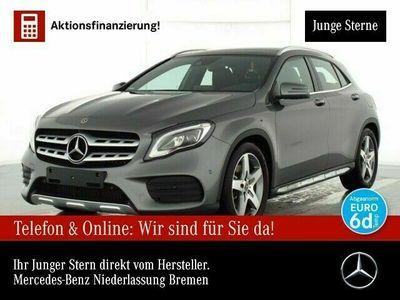 gebraucht Mercedes GLA220 4M AMG Exkl-Paket 360° Pano LED Navi PTS