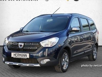 gebraucht Dacia Lodgy Stepway SCe 100 5-Sitzer ABS Fahrerairbag