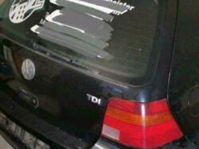 gebraucht VW Golf IV Tdi PD Bj. 2000