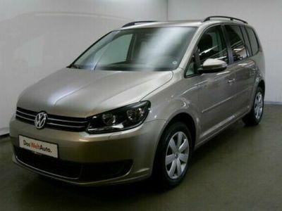 used VW Touran Comfortline