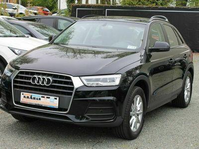 gebraucht Audi Q3 Basis Navi, AHZV