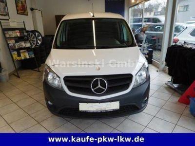 gebraucht Mercedes Citan 111 CDI lang 1.Hand Klima Euro5