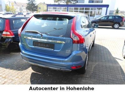 gebraucht Volvo XC60 XC 60D5 AWD Summum,Licht-Winter-Business-