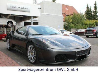 gebraucht Ferrari F430 F1*KLAPPE*BLUETOOTH*NAVI*Schaltwippen