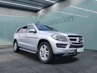 gebraucht Mercedes GL350 GL 350BT+DIS+PANO+AIRM+STDHZG+ 360°+AHK+EDW+VOLL