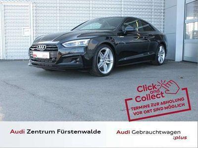 gebraucht Audi A5 Coupe 2.0 TFSI sport bei Gebrachtwagen.expert