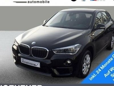 käytetty BMW X1 sDrive18i