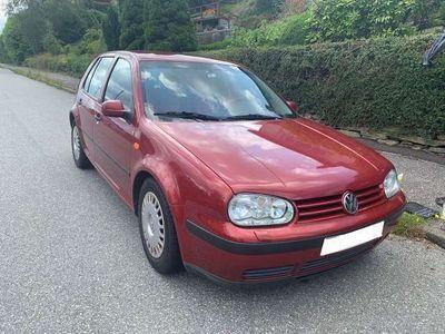 gebraucht VW Golf 1.6i A
