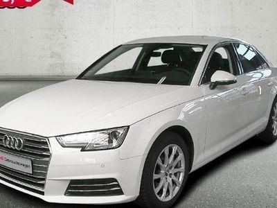 gebraucht Audi A4 Limousine Sport 2.0TDI Stronic Navi Xenon GRA EPH