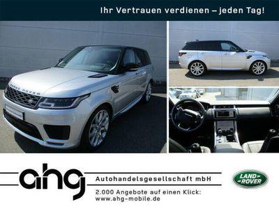 gebraucht Land Rover Range Rover Sport SDV6 HSE Dynamic LED Standheiz. Head Up Display Meridian 22 Surround Kamerasyste