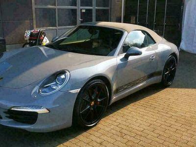 gebraucht Porsche 991 Cabrio 911 Tausch Inzahlung am...
