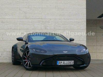 gebraucht Aston Martin V8 Vantage Magnetic Silver / Alcantara