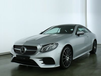 gebraucht Mercedes E300 AMG Sport Com LED Distronic Esche 20''