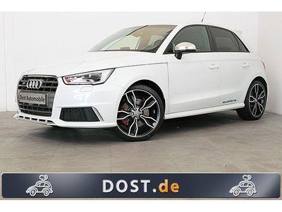 gebraucht Audi S1 Sportback quattro, 2.0 TFSI, 6-Gang Klima