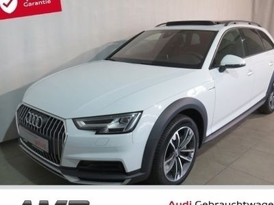 gebraucht Audi A4 Allroad 3.0 TDI AHK/LED/HuD/VirtC./Navi+/Panod./Standhzg.