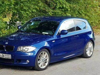 gebraucht BMW 120 Coupé d M - PAKET KLIMA NAVI LEDER