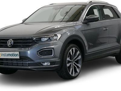 gebraucht VW T-Roc T-Roc1.5 TSI R-Line DSGNaviLEDSHZ Sportpaket