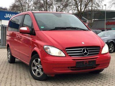 gebraucht Mercedes Viano 3.0 CDI kompakt,Aut,Comand,6xSitzplaz