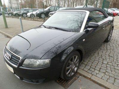 gebraucht Audi A4 Cabriolet 2.4*S-LINE*LEDER*XENON*BOSE*2.HAND*