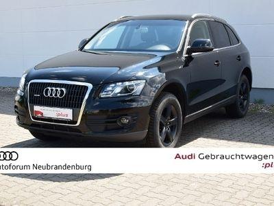 gebraucht Audi Q5 2,0 TDI qu.-170 PS-6 Gang-Xenon-Klima-CD