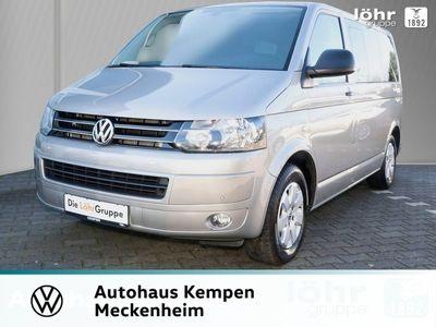 gebraucht VW Multivan T52.0 TDI DSG Startline Navi Climatronic