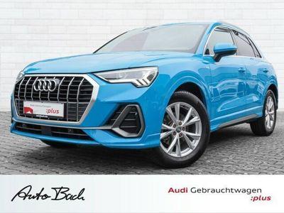 gebraucht Audi Q3 S line 35TFSI Stronic Navi LED virtual GRA EPH