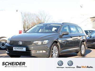 gebraucht VW Passat Variant 2.0 TDI DSG Comfortline Navi Sitzhzg ACC
