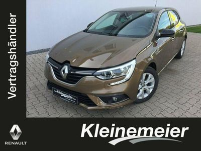 gebraucht Renault Mégane TCe 140 Limited Deluxe EDC*Easy+Safety-PK