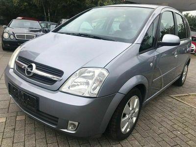 gebraucht Opel Meriva Cosmo 1.7 Diesel TÜV&AU Neu Garantie