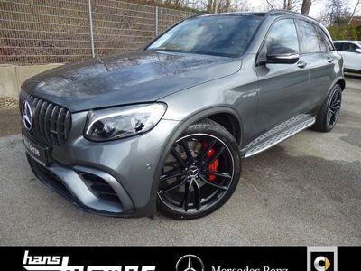 gebraucht Mercedes GLC63 AMG AMG S 4M DRIVERS*PANO*COMAND*KAMERA*ABGAS