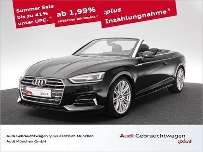 gebraucht Audi A5 Cabriolet 2.0 TFSI S tronic sport Leder/Navi+/LED/