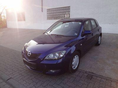 gebraucht Mazda 3 1.6 CD Sport DPF Comfort Klima