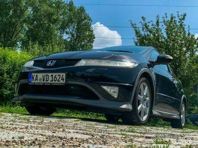 gebraucht Honda Civic 2.2i-CTDi DPF Type S