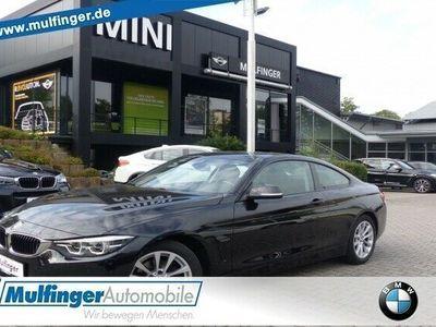 gebraucht BMW 420 iA Coupe Ad-LED Navi.SpeedLim.Tempo.SHZ PDC