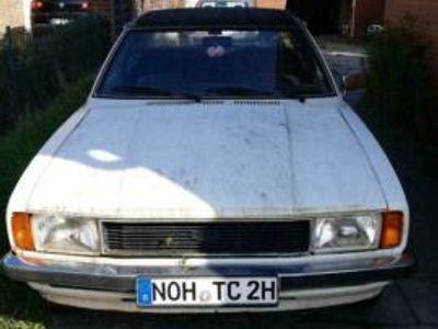 gebraucht Ford Taunus MK2 1977 schon H-Kennzeichen a...