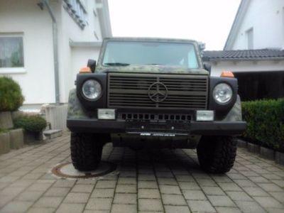 gebraucht Mercedes G230 TÜV NEU komplett Restauriert