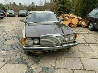 gebraucht Mercedes 280 CE W123 Automatik Coupe Leder