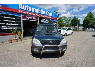 used Hyundai Terracan 2.9 CRDi GL