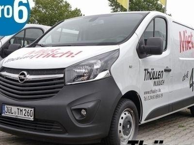 gebraucht Opel Vivaro B Kastenwagen 1.6 CDTI Euro6 Klima ZV